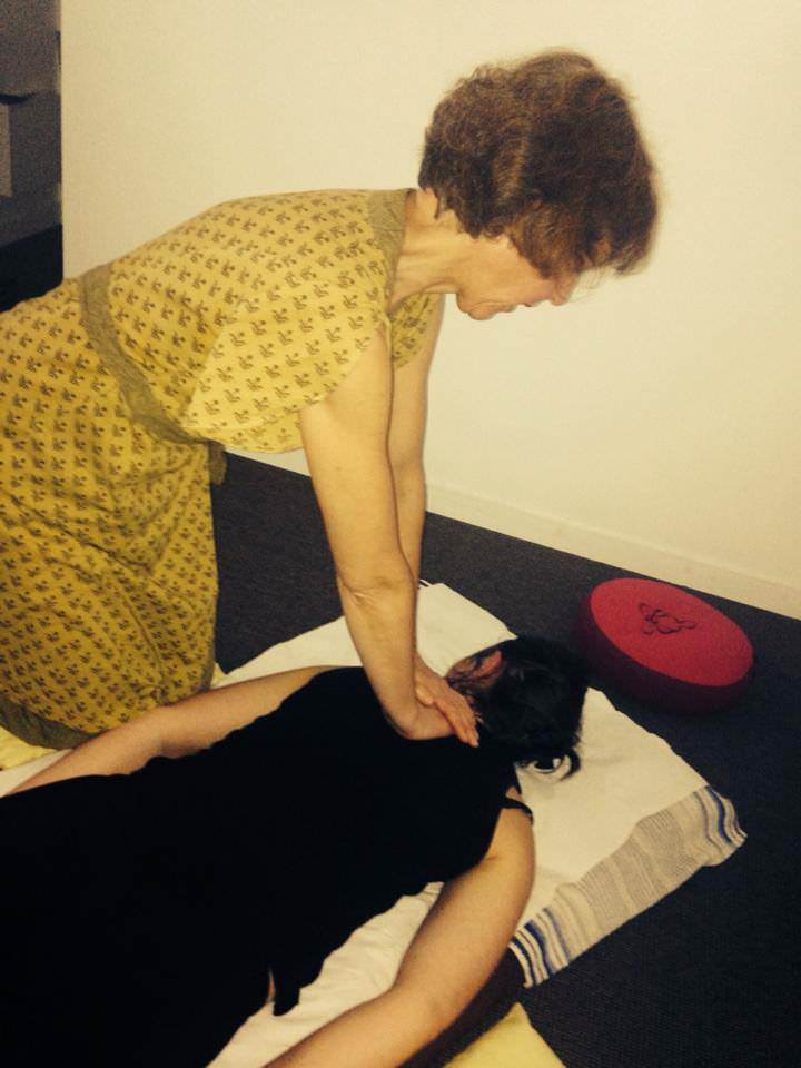 Chantal Ezan - Shiatsu
