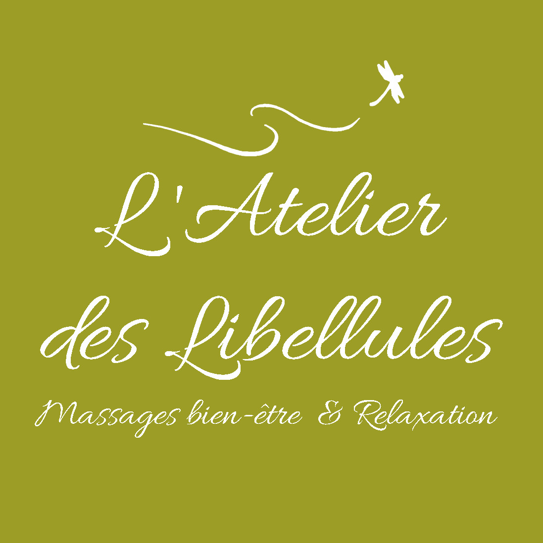 LOGO Libellules - massages 2014-2
